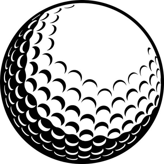 golf ball svg #641, Download drawings