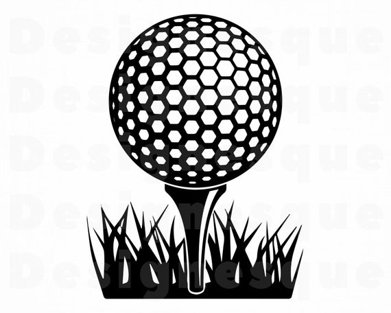 golf ball svg #642, Download drawings