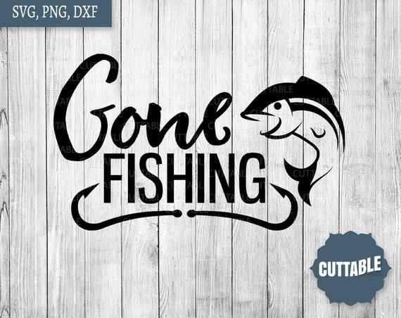 gone fishing svg #1226, Download drawings