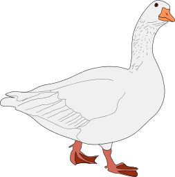 Goose clipart #7, Download drawings