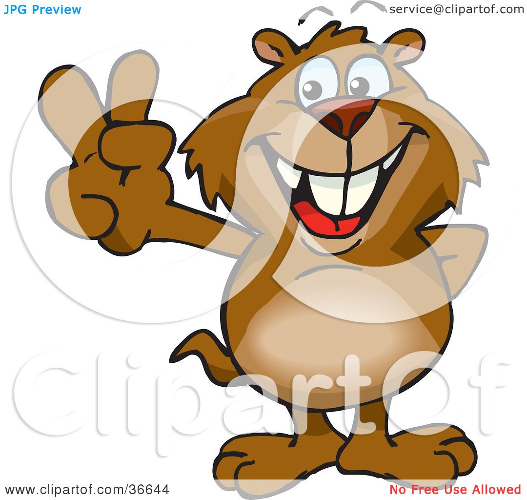 Gopher clipart #5, Download drawings