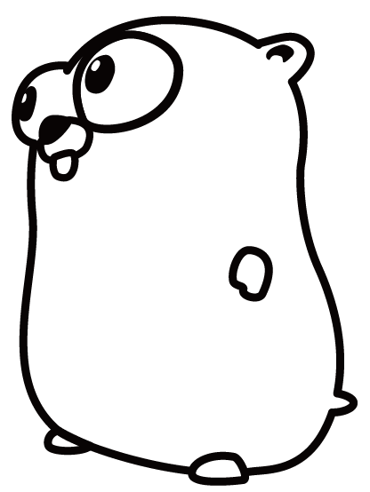 Gopher svg #19, Download drawings