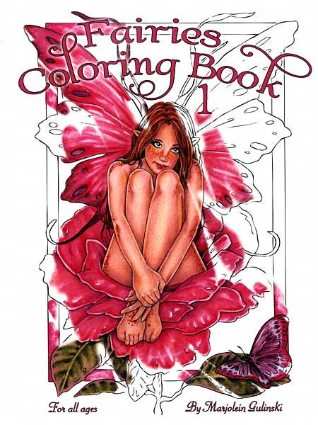 Gorgeous Fairies! coloring #14, Download drawings