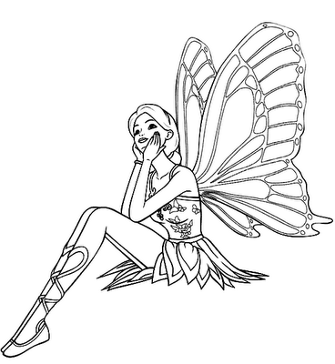 Gorgeous Fairies! coloring #11, Download drawings