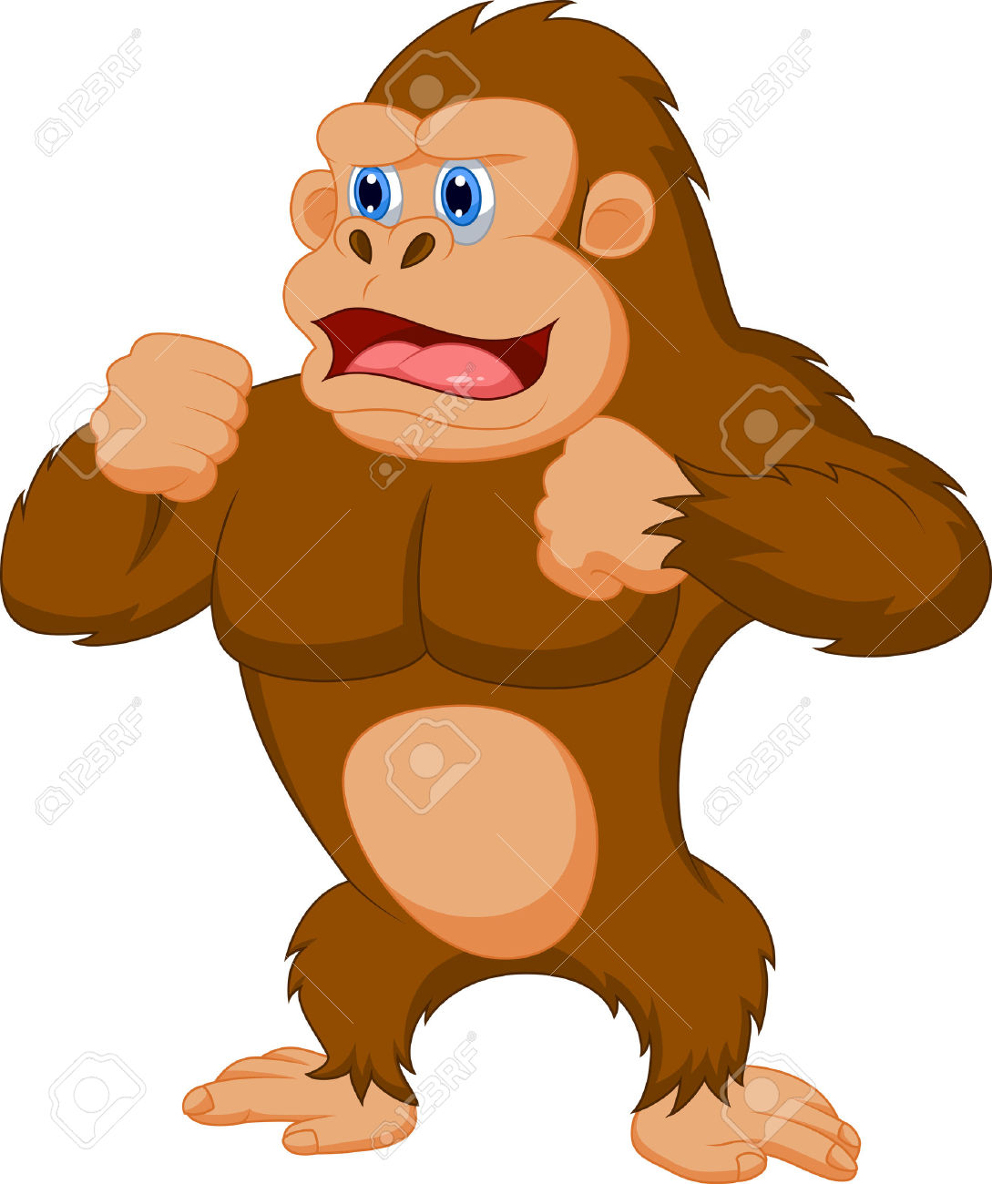 Gorilla clipart #15, Download drawings