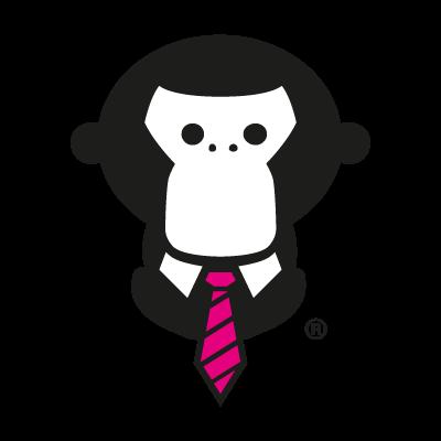 Gorilla svg #4, Download drawings