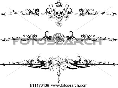 Gothic clipart #2, Download drawings