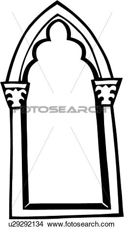Gothic clipart #5, Download drawings