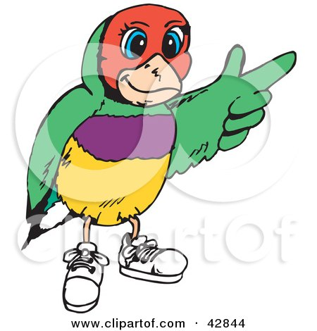 Gouldian Finches clipart #6, Download drawings