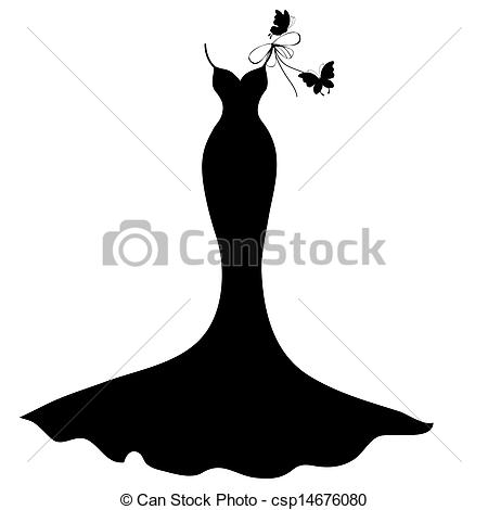 Gown clipart #11, Download drawings