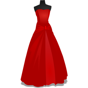 Gown clipart #1, Download drawings