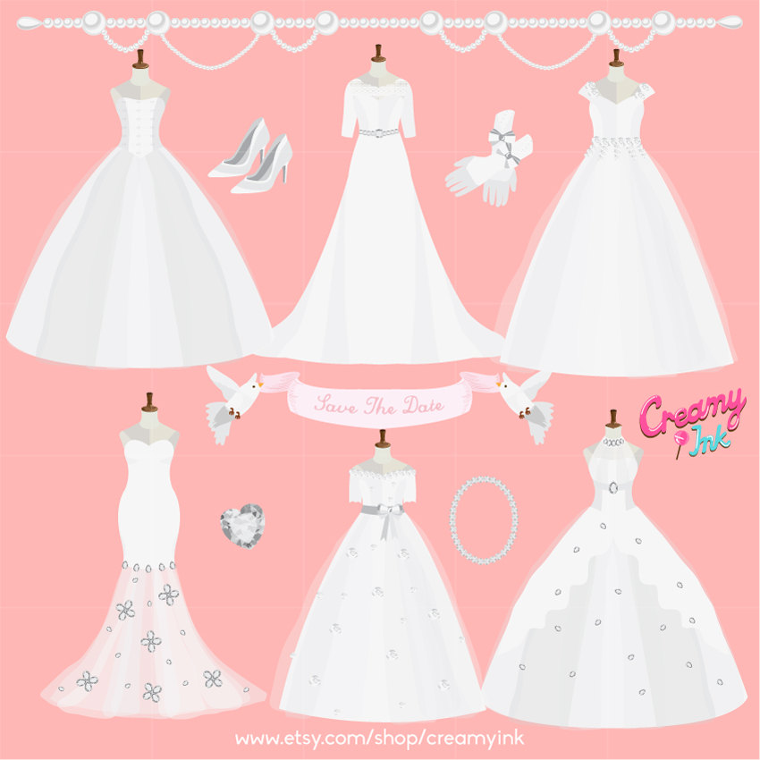 Gown clipart #5, Download drawings