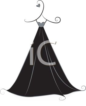 Gown clipart #8, Download drawings