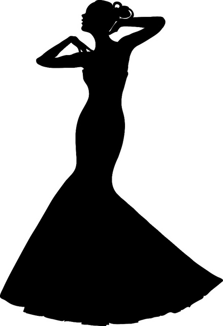 Gown clipart #3, Download drawings