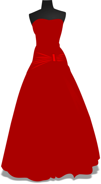 Gown clipart #10, Download drawings