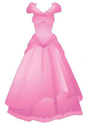 Pink Dress clipart #6, Download drawings