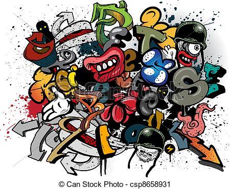 Graffiti clipart #11, Download drawings