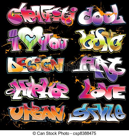 Graffiti clipart #3, Download drawings
