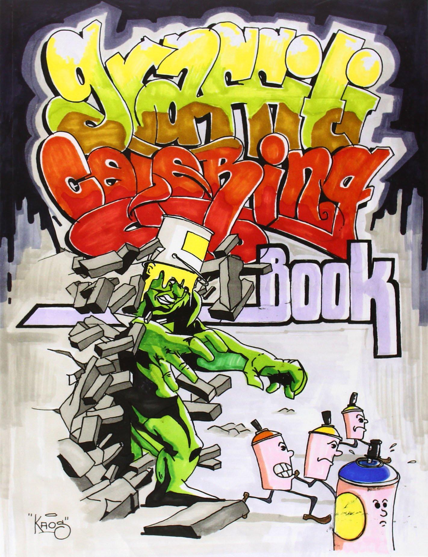Graffiti coloring #8, Download drawings