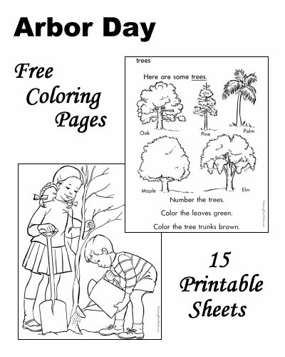 Grand Arbour coloring #3, Download drawings