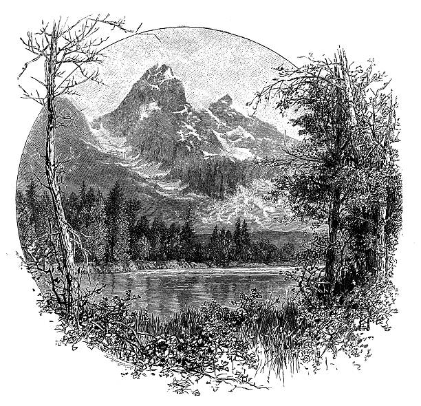 Grand Tetons clipart #8, Download drawings