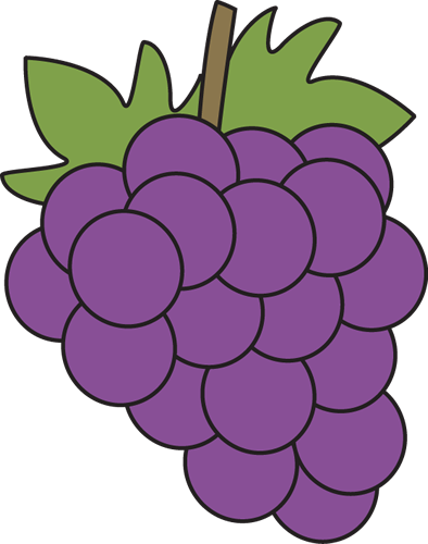 Grapes clipart #4, Download drawings
