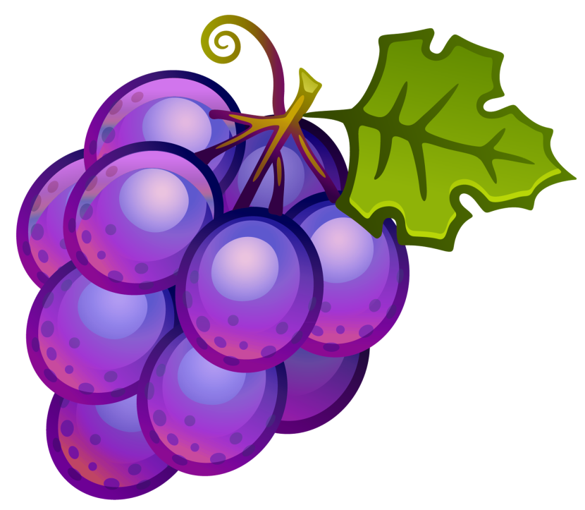 Grapes clipart #7, Download drawings