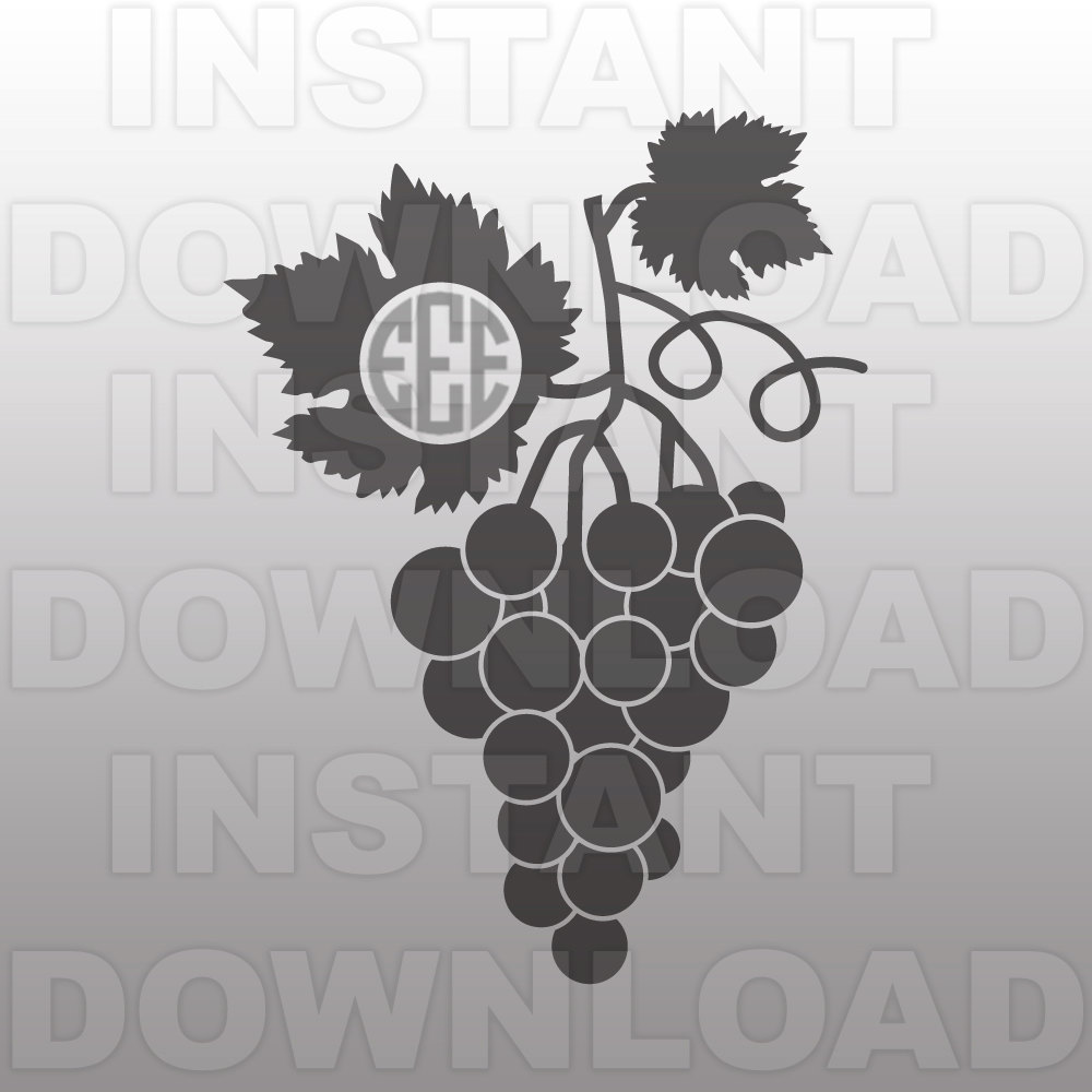 Grapes svg #7, Download drawings