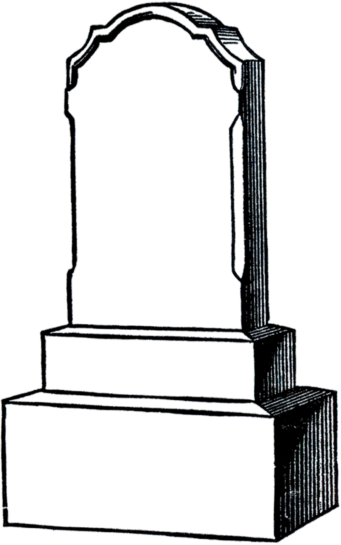 Gravestone clipart #18, Download drawings