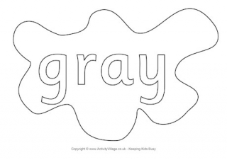 Gray coloring #9, Download drawings