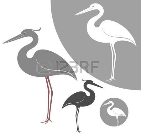 Gray Heron clipart #17, Download drawings