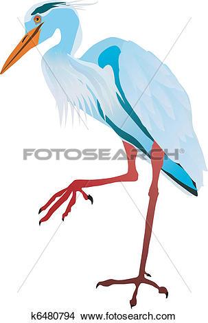 Gray Heron clipart #6, Download drawings