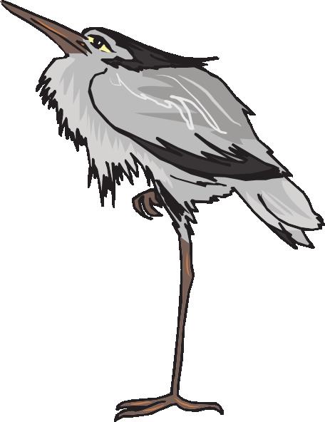 Gray Heron svg #19, Download drawings