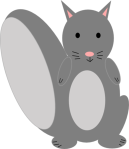 Gray Squirrel clipart #14, Download drawings