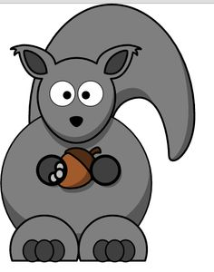 Gray Squirrel clipart #15, Download drawings