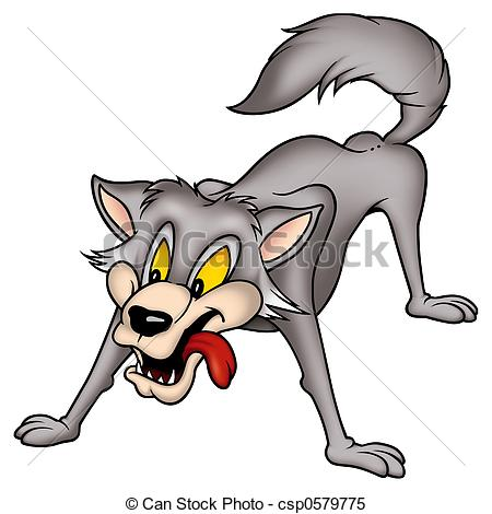 Gray Wolf clipart #11, Download drawings
