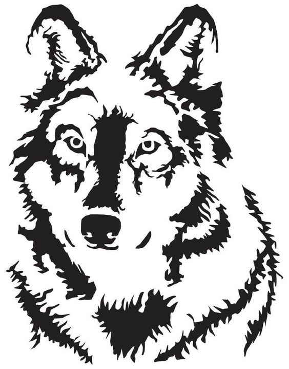 Gray Wolf svg #11, Download drawings