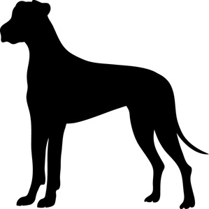 Great Dane clipart #5, Download drawings
