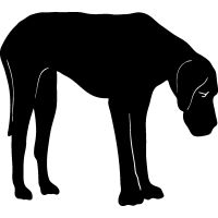 Great Dane clipart #19, Download drawings