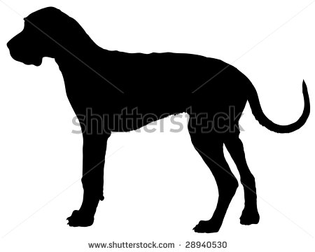 Great Dane clipart #17, Download drawings