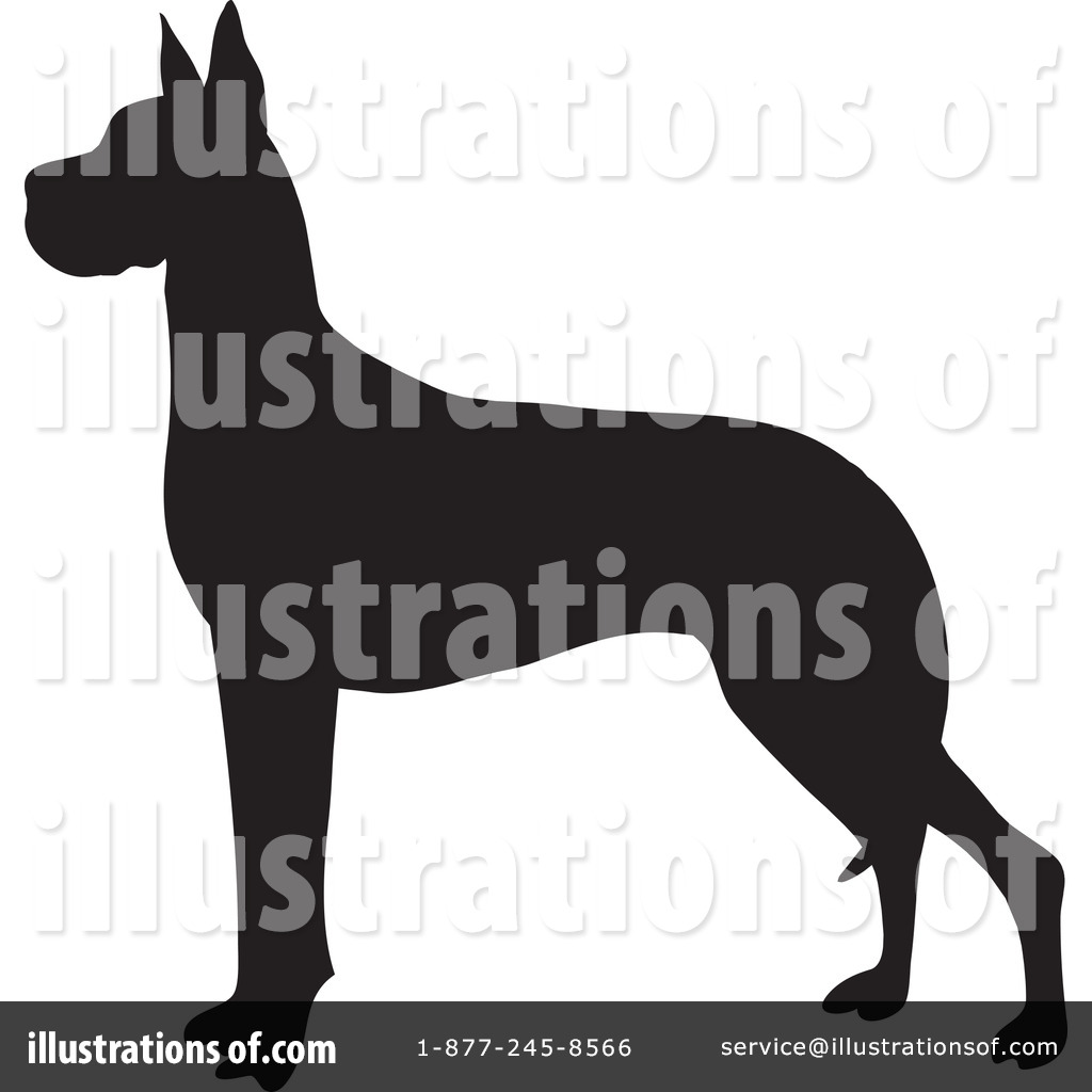 Great Dane clipart #14, Download drawings