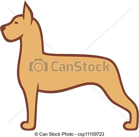 Great Dane clipart #7, Download drawings