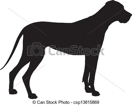 Great Dane clipart #2, Download drawings