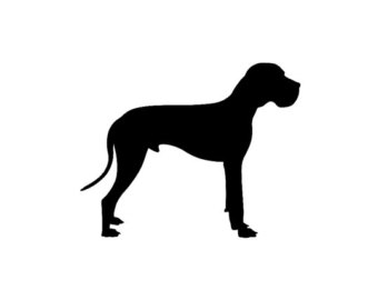Great Dane clipart #12, Download drawings