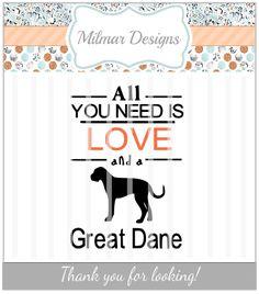 Great Dane svg #2, Download drawings