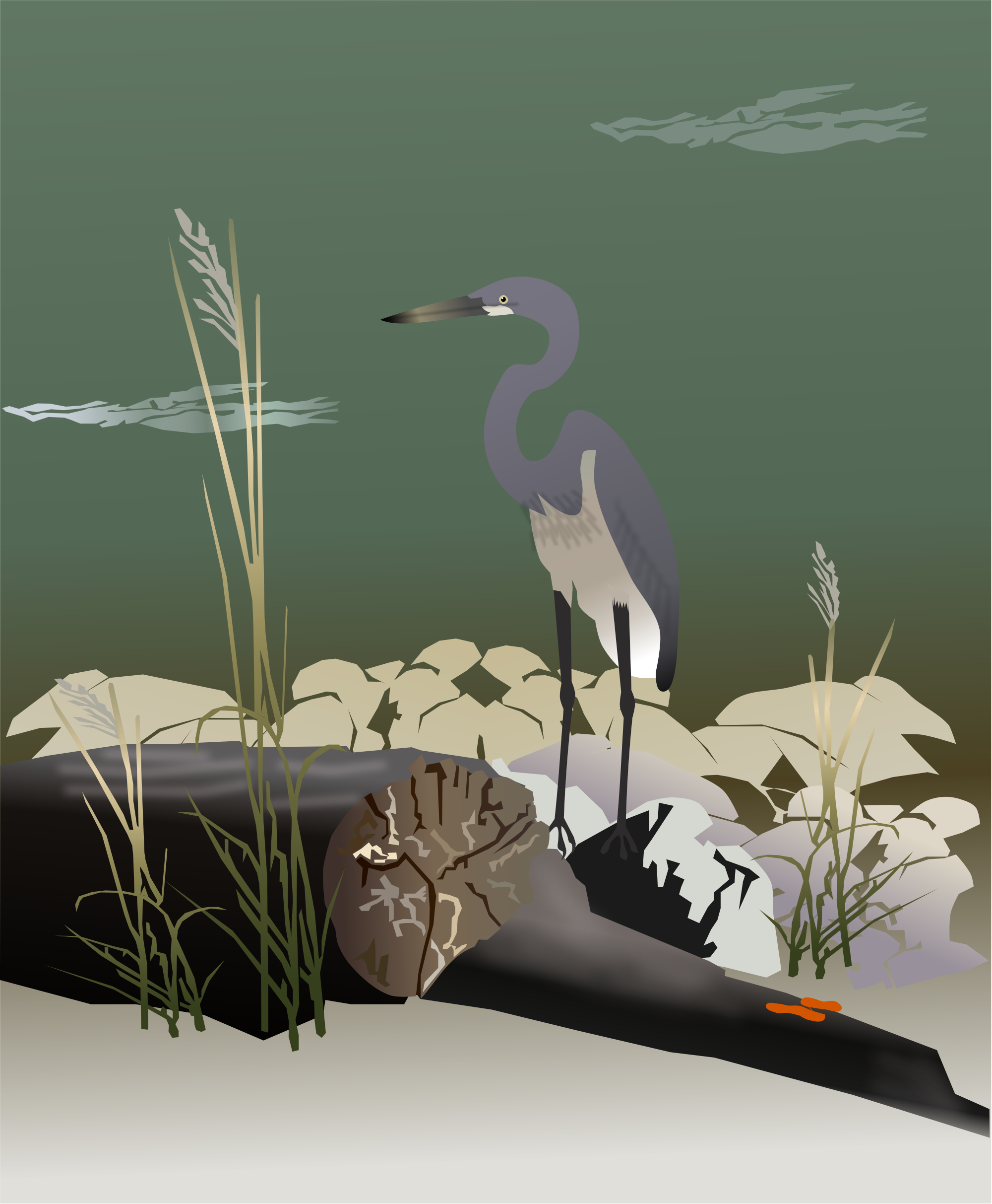 Great Egrets svg #9, Download drawings