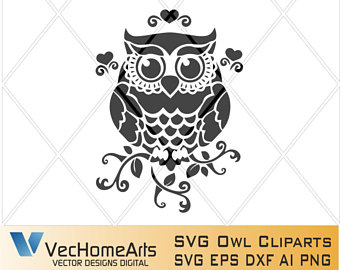 Great Gray Owl svg #17, Download drawings