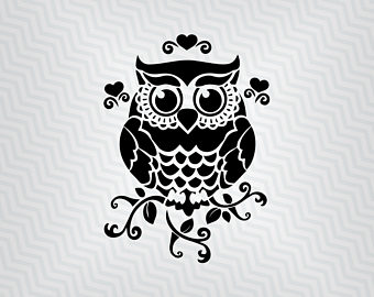 Great Gray Owl svg #16, Download drawings