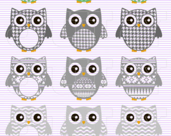 Great Gray Owl svg #13, Download drawings