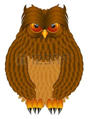 Great Grey Owl clipart #4, Download drawings